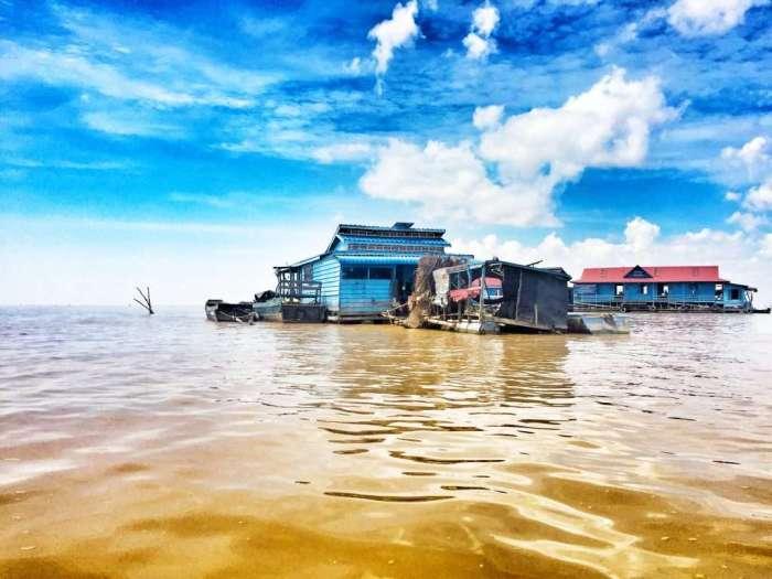 Schwimmendes Dorf Chang Khneas