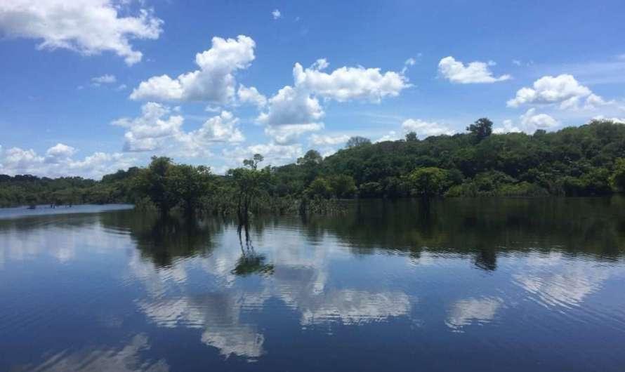 Expedition in den Urwald am Amazonas