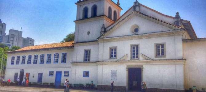 Patio do Colégio – die Keimzelle von Sao Paulo