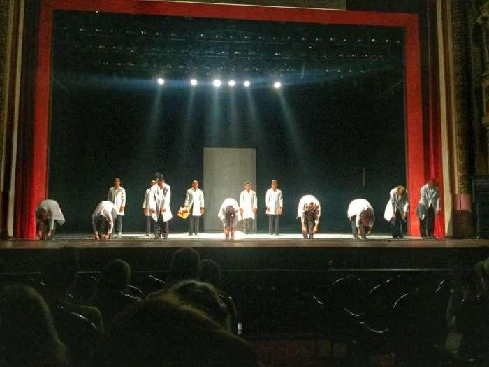 Vorstellung im Teatro Amazonas