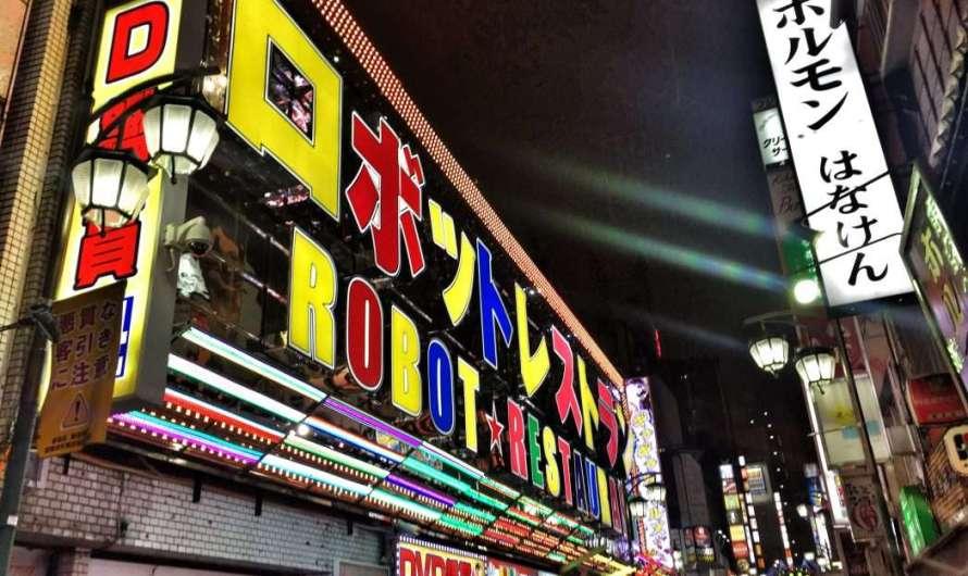 Das Rotlichtviertel Kabukicho: Wo Tokio niemals schläft