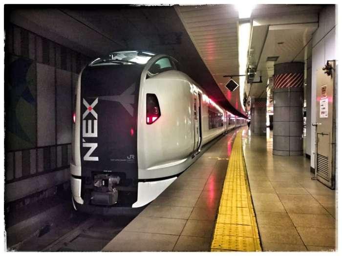 Der Narita Express (NEX)