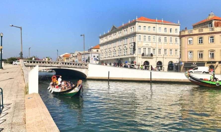 Aveiro – das Venedig Portugals