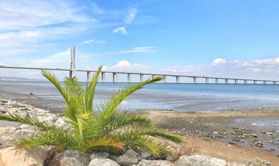 Vasco da Gama – die längste Brücke Europas