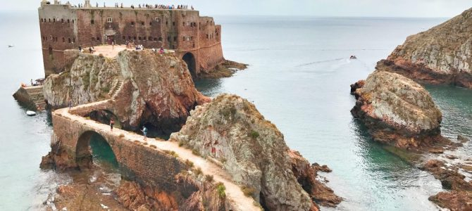 Die Berlengas in Portugal