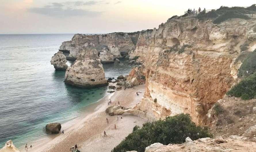 Die Algarve – die Sandalgarve und die Felsalgarve