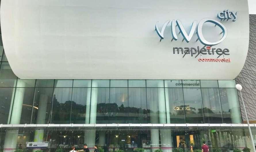 Vivo City – Singapurs größtes Einkaufscenter