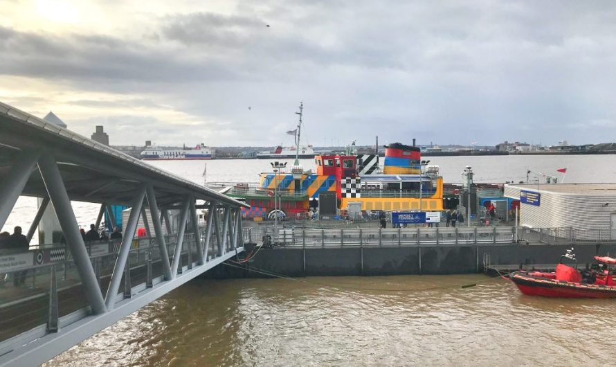 Ferry cross the Mersey – Schiffstour in Liverpool