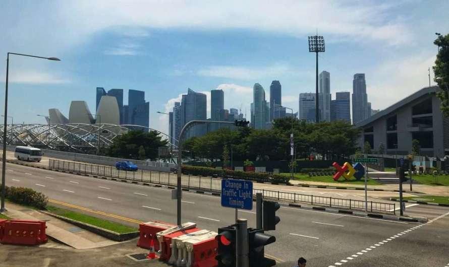 Land ohne Staus: Singapur