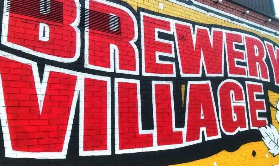 Das Cains Brewery Village in Liverpool