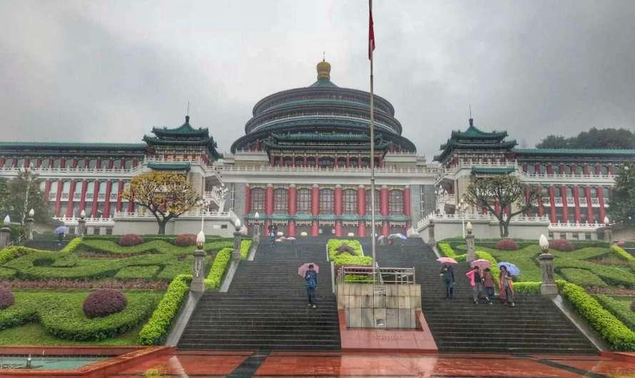 Chongquing – die größte Stadt der Welt