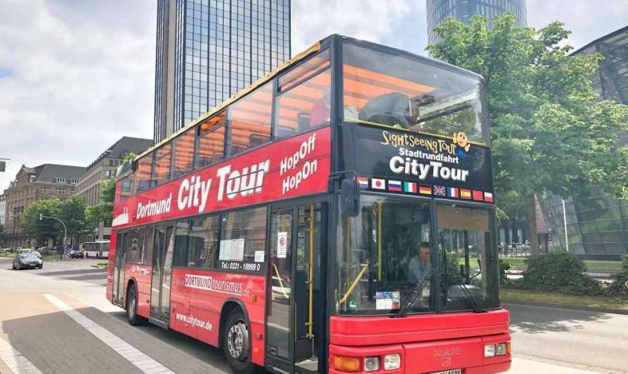 Hop-on-City-Tour durch Dortmund