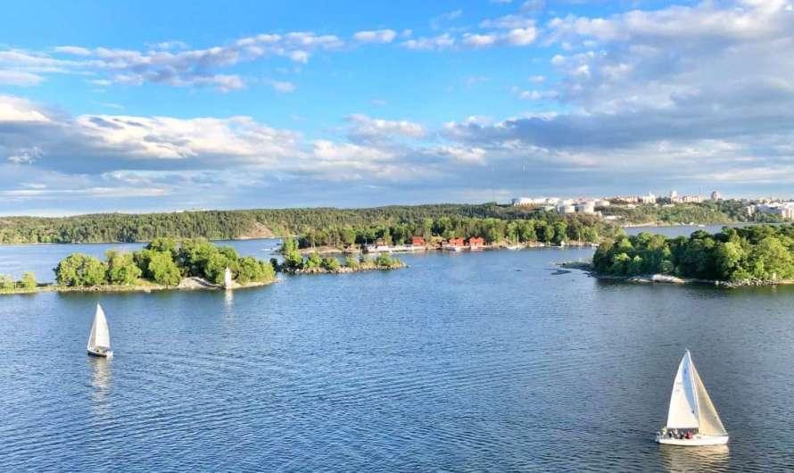 Fähre Stockholm – Turku