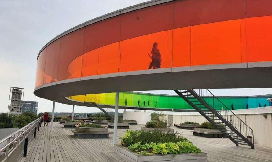 Das ARoS-Museum und der Panorma – Rundgang