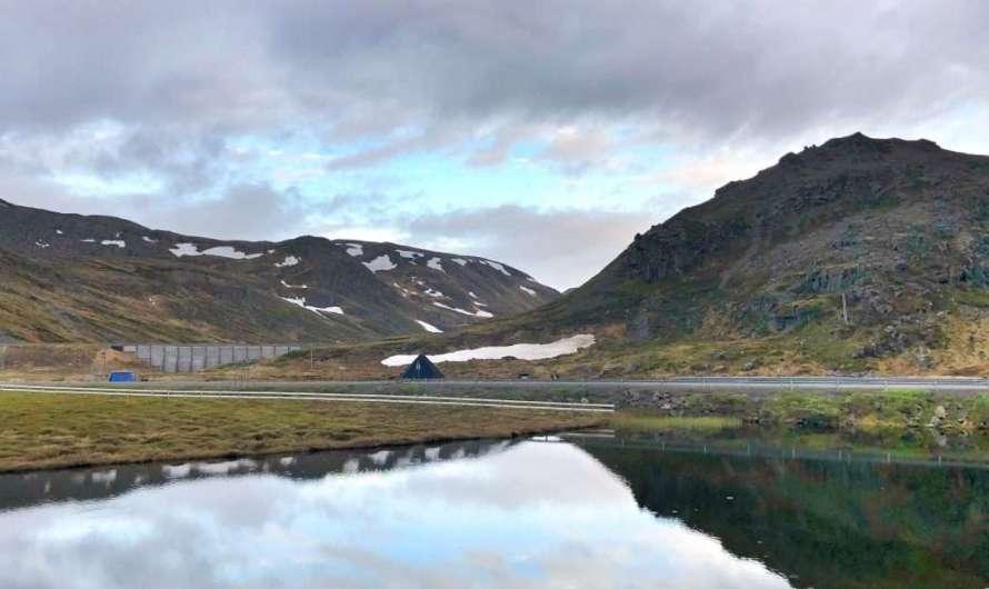 Das Nordkap in Norwegen