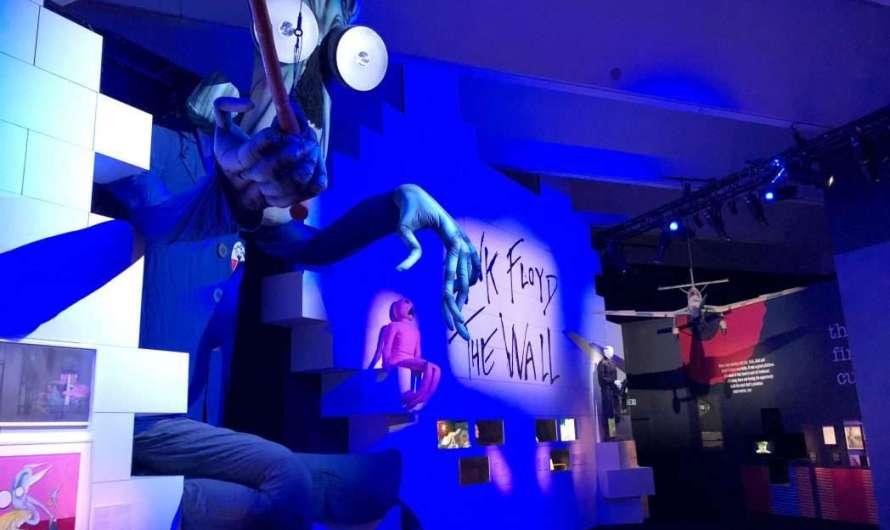 Pink-Floyd-Ausstellung in Dortmund