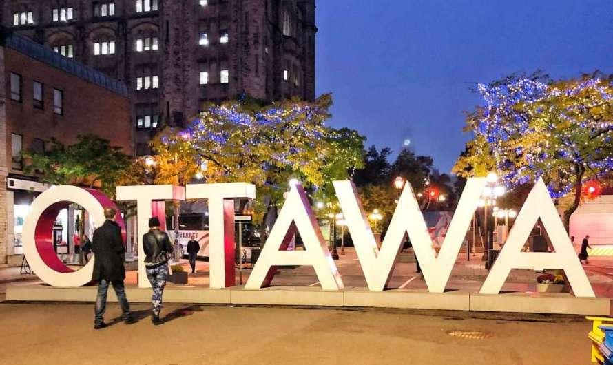Ottawa – 10 Sehenswürdigkeiten in Kanadas Hauptstadt