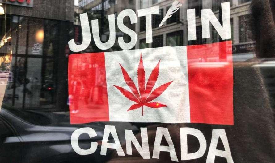 Cannabis – in Kanada legal