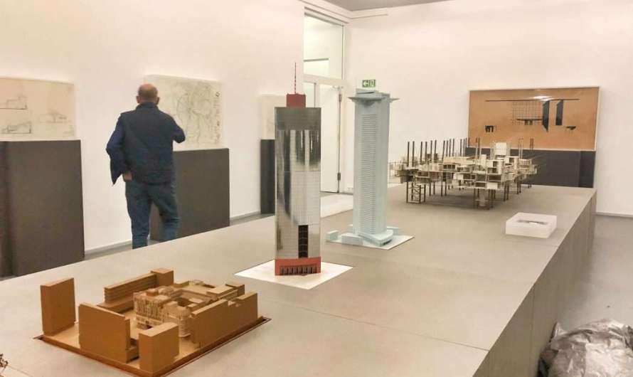 Architektur-Museum – das Baukunstarchiv NRW