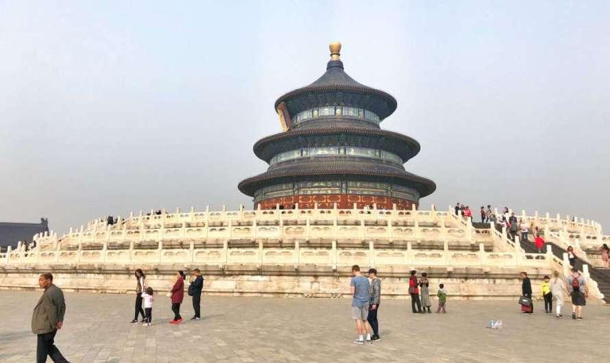Der Himmelstempel in Peking