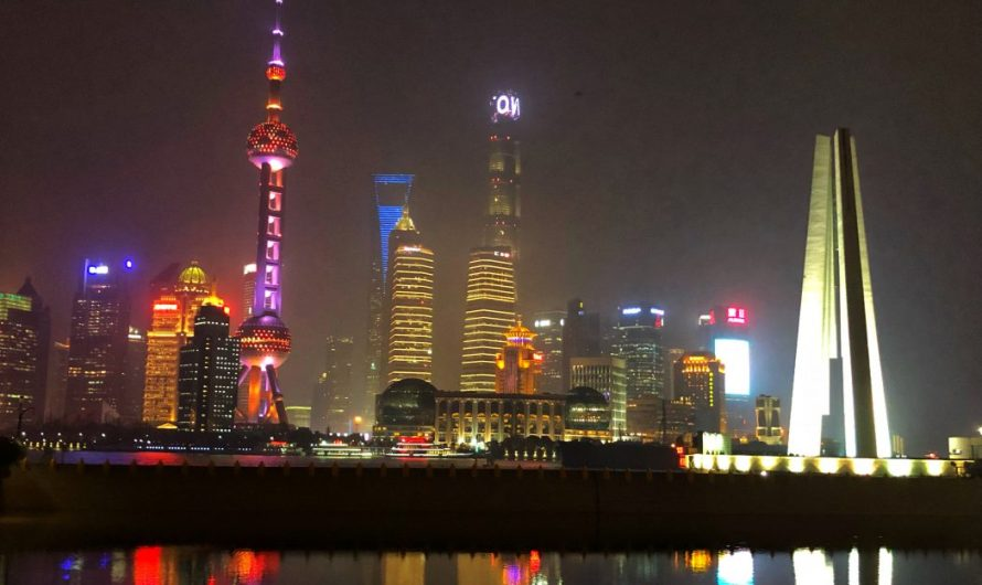 Wenn China, dann Shanghai