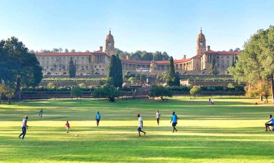 Pretoria soll bald Tshwane heißen