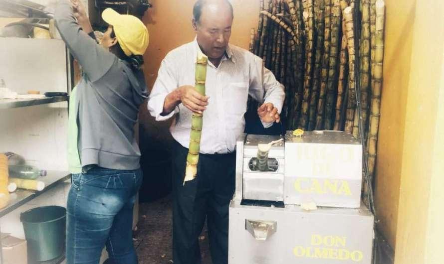 Baños und der Zuckerrohrschnaps
