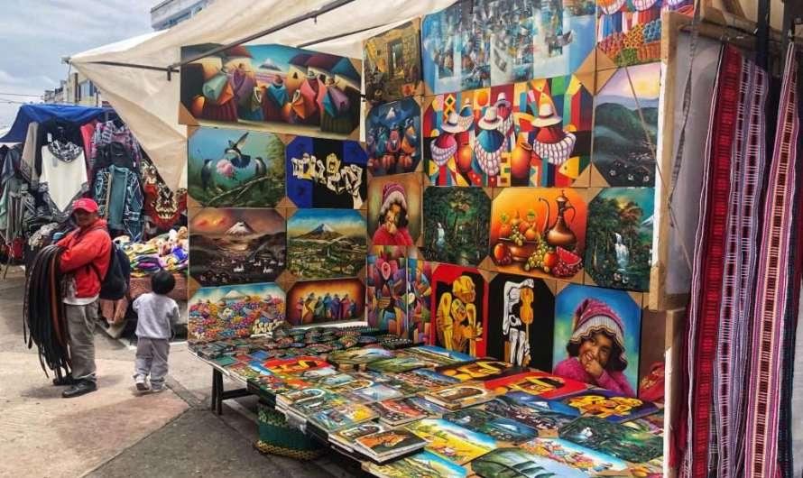 Markt und mehr – Otavalo in Ecuador