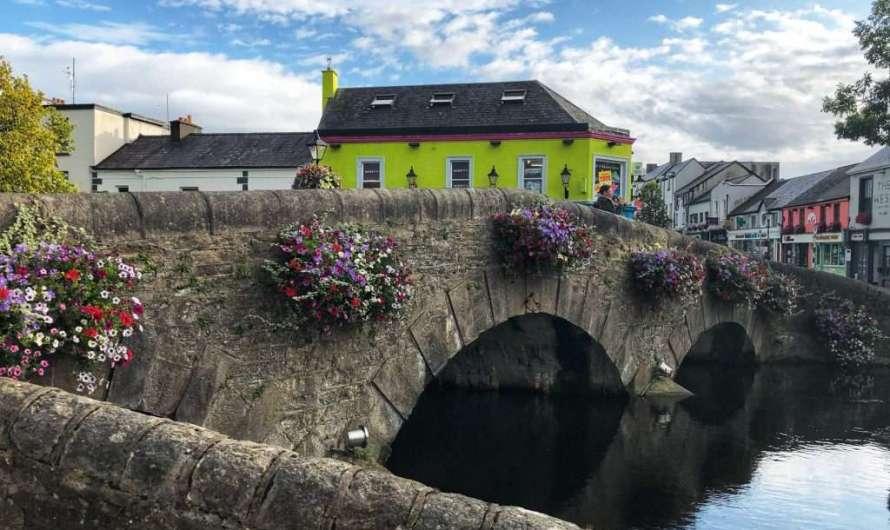 Das zauberhafte Westport in Irland