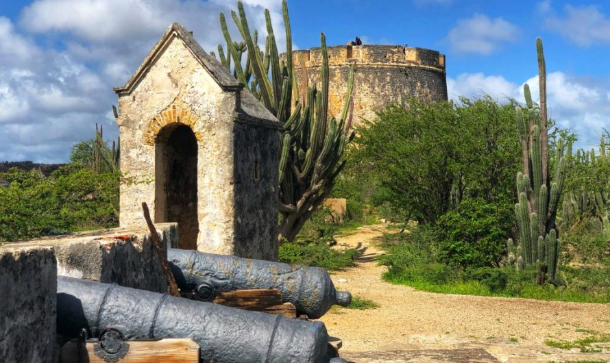 Schutz vor Piraten: Fort Beekenburg