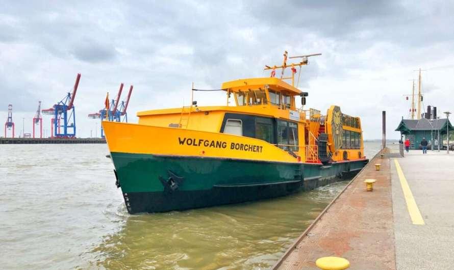 Hafenrundfahrt mit dem Linien-Schiff