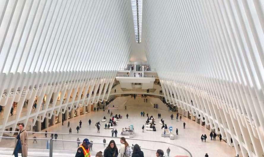 Oculus – der teuerste Bahnhof der Welt