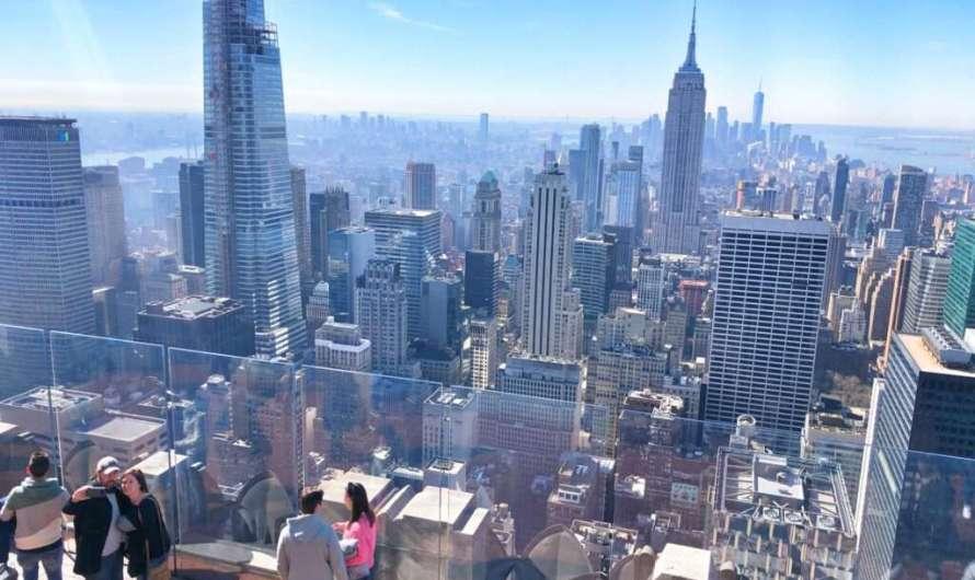 Die besten Aussichtsplattformen in New York