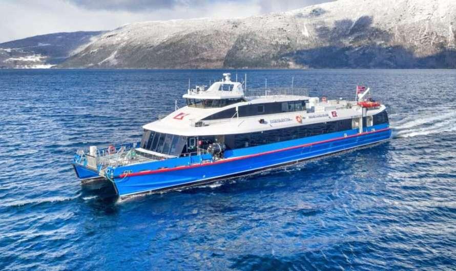 Fürs Klima: Elektroschiffe in Norwegen