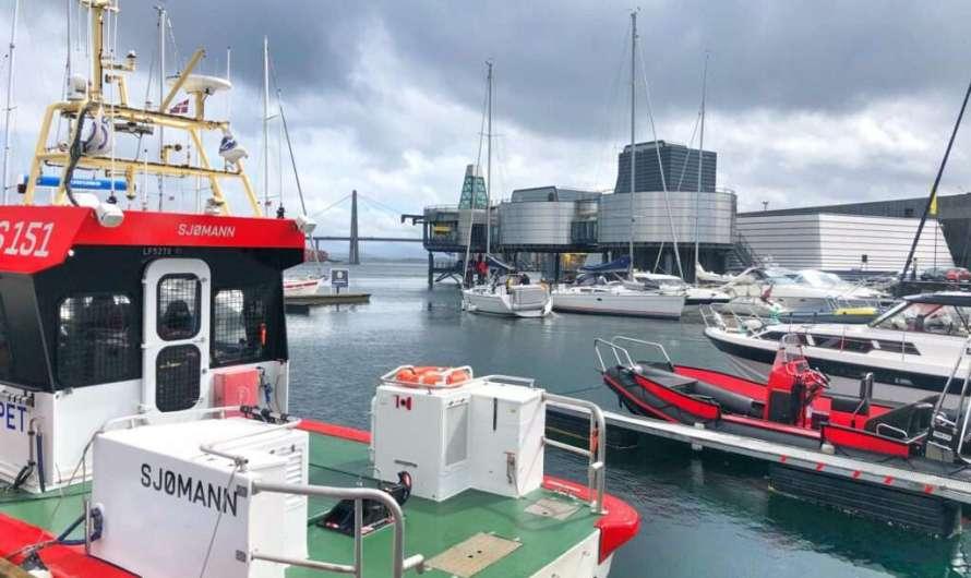 Das norwegische Erdölmuseum in Stavanger
