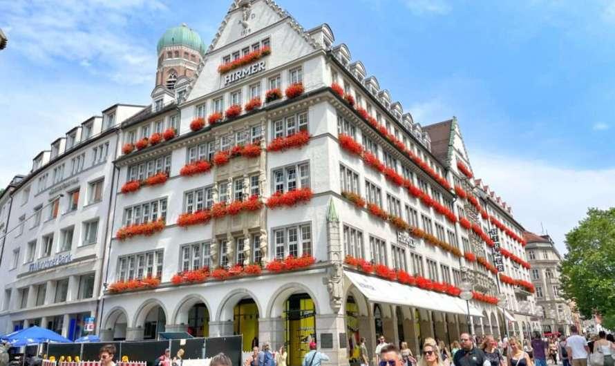 Das Hirmer-Haus in München
