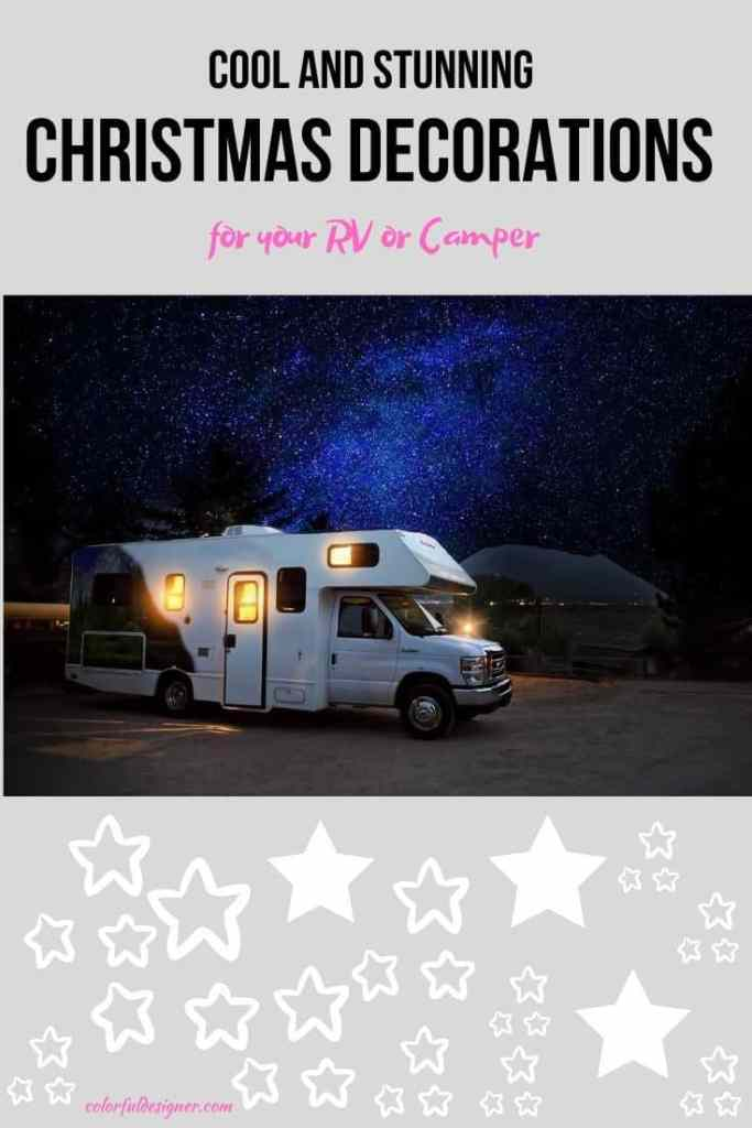 Need some ideas how to decorate your Camper or RV? Here is some inspiration for you.