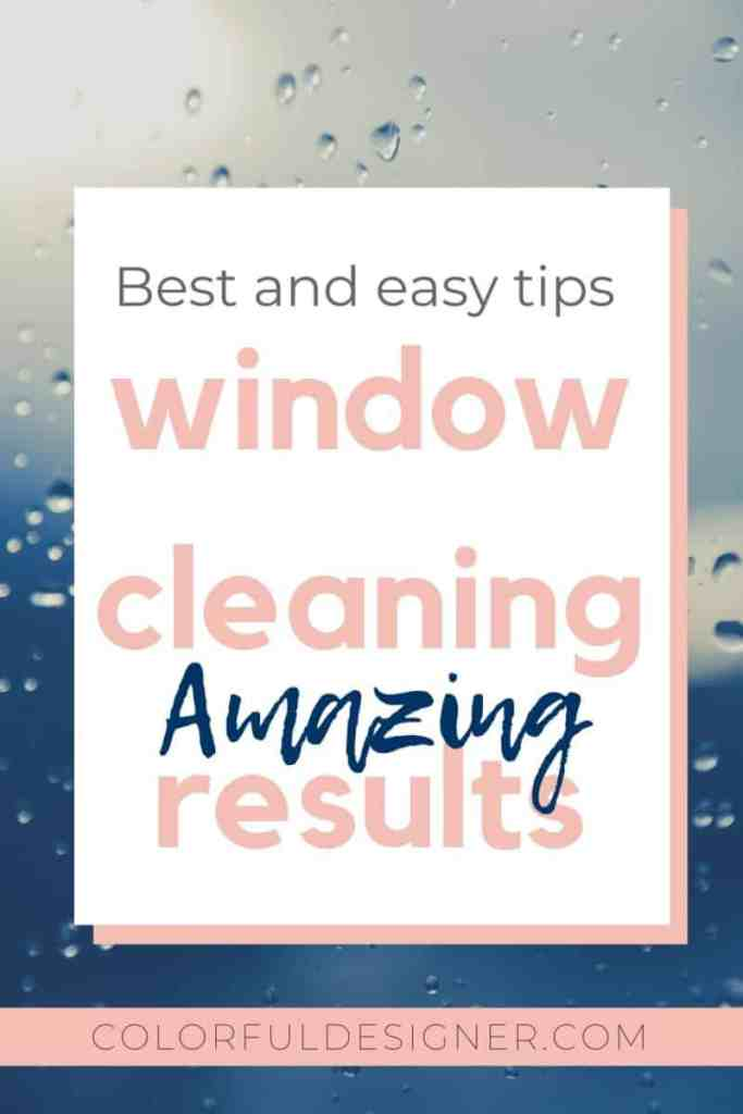 Best tips for cleaning windows, mirrors, showers. Try it out, it is amazing.