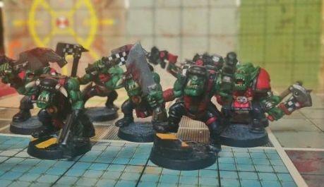 Space Crusade - Orks_resultat