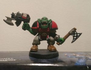 Space Crusade Ork with Axe_resultat