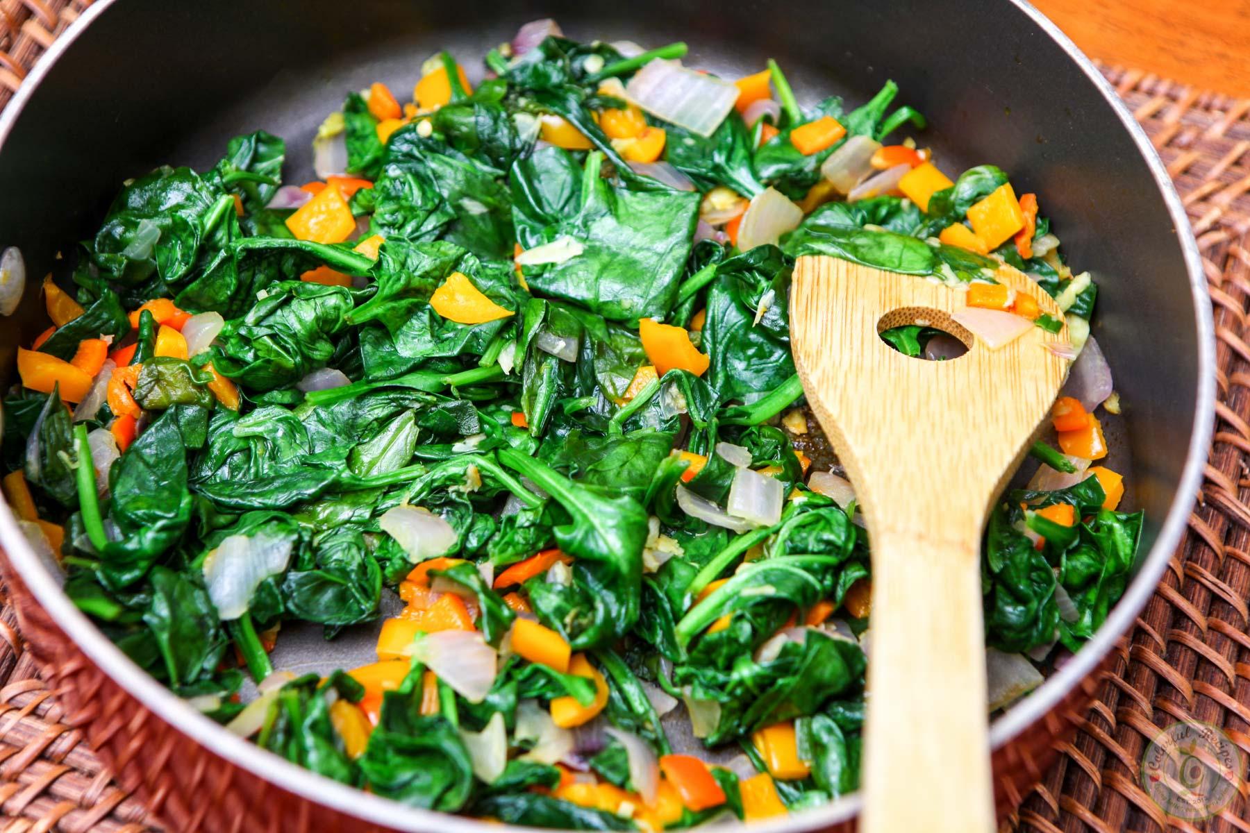 Hearty Artichoke Spinach Dip