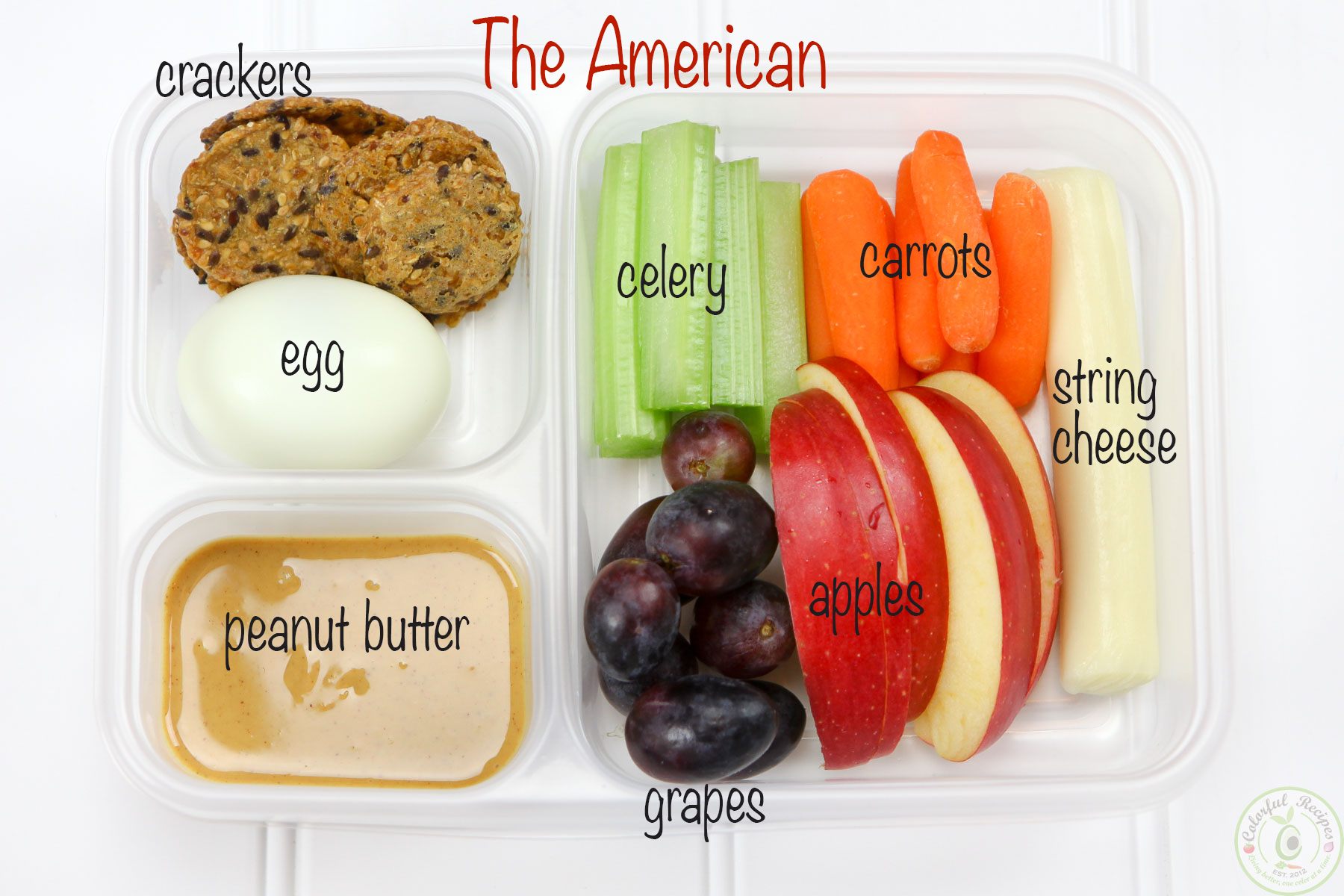 The American Protein Bento Box Idea
