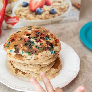 easy oatmeal pancakes recipe