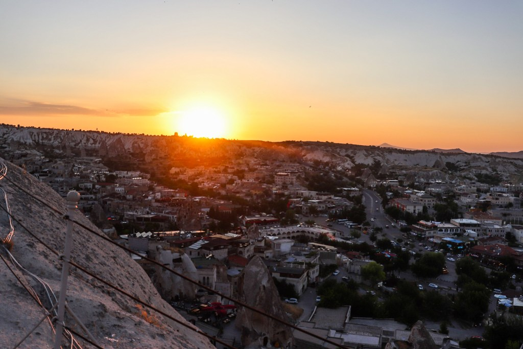 Sunset Viewpoint Goreme