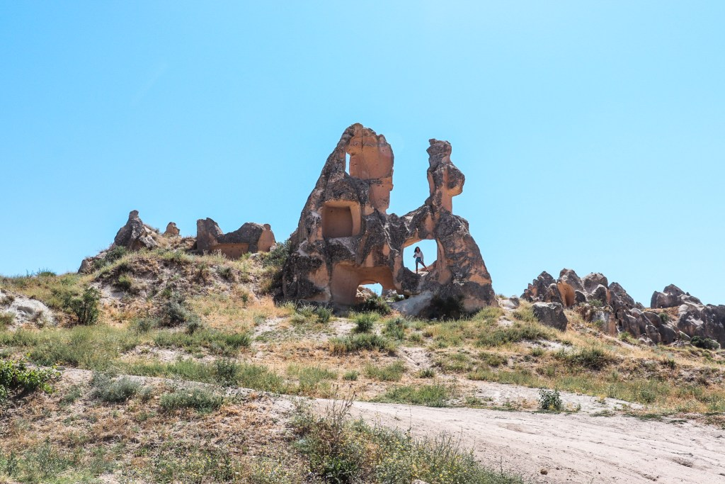 Rose Valley Red Valley Cappadocia Hike