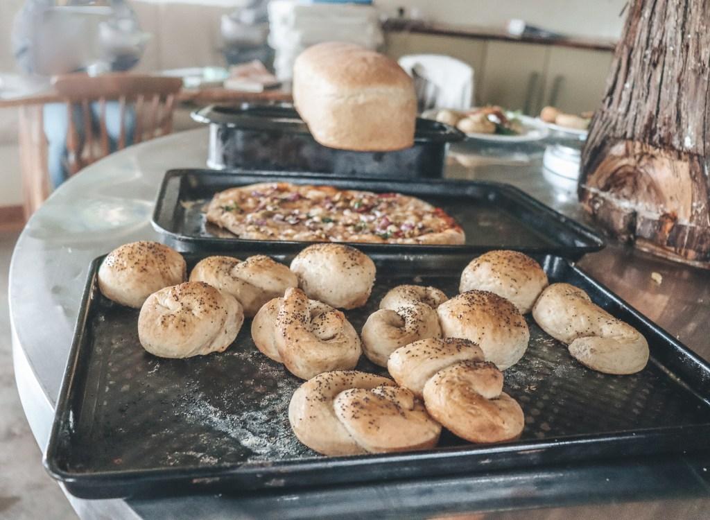 Bread Making Kenya Olepangi Farm