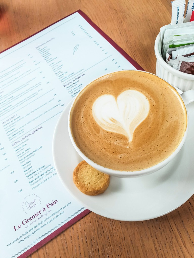 Le Grenier a pain cafe nairobi