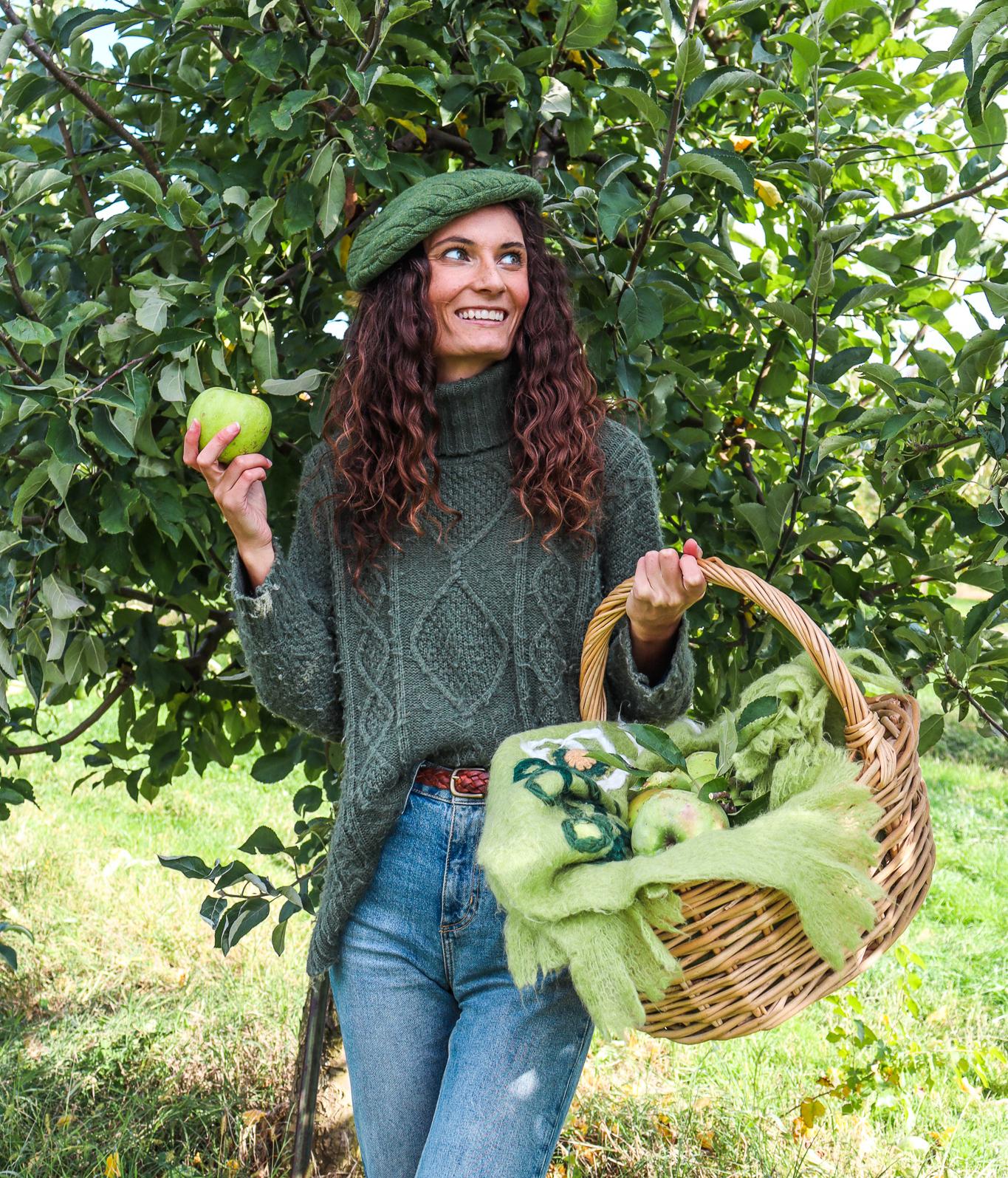 Apple Picking Fall Autumn