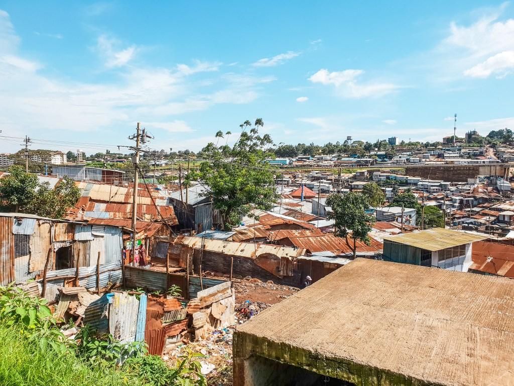 Kibera Slum Tour Nairobi Kenya