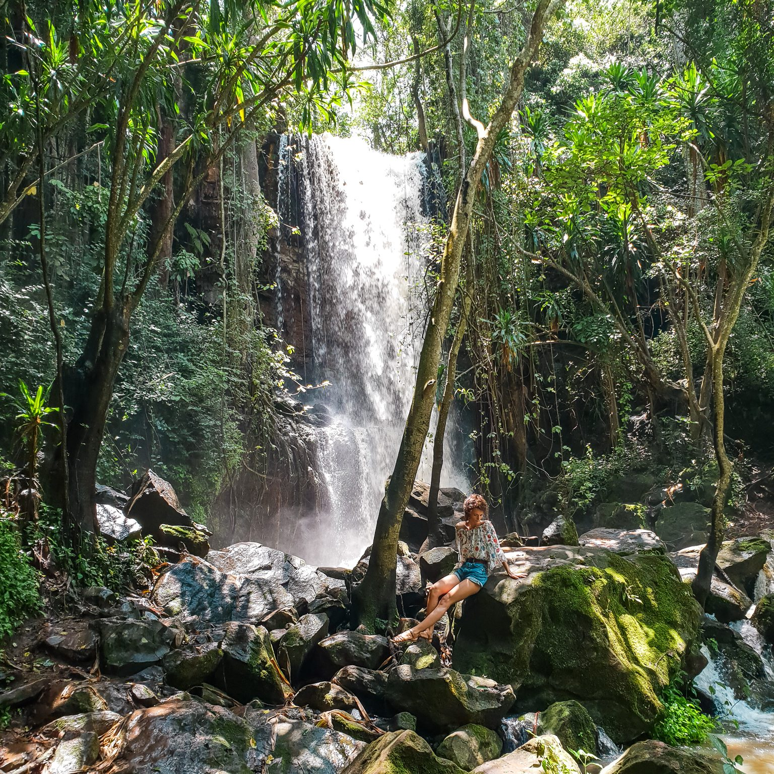 Paradise Lost Waterfall Nairobi